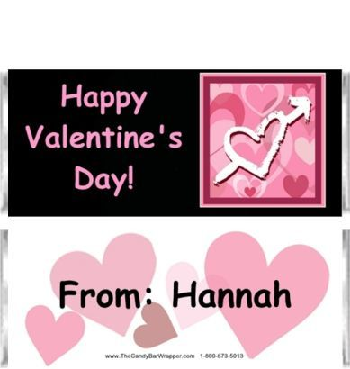 Valentine Candy Wrappers Valentines Candy Wrappers Valentines Candy Bar Wrappers Valentine Candy