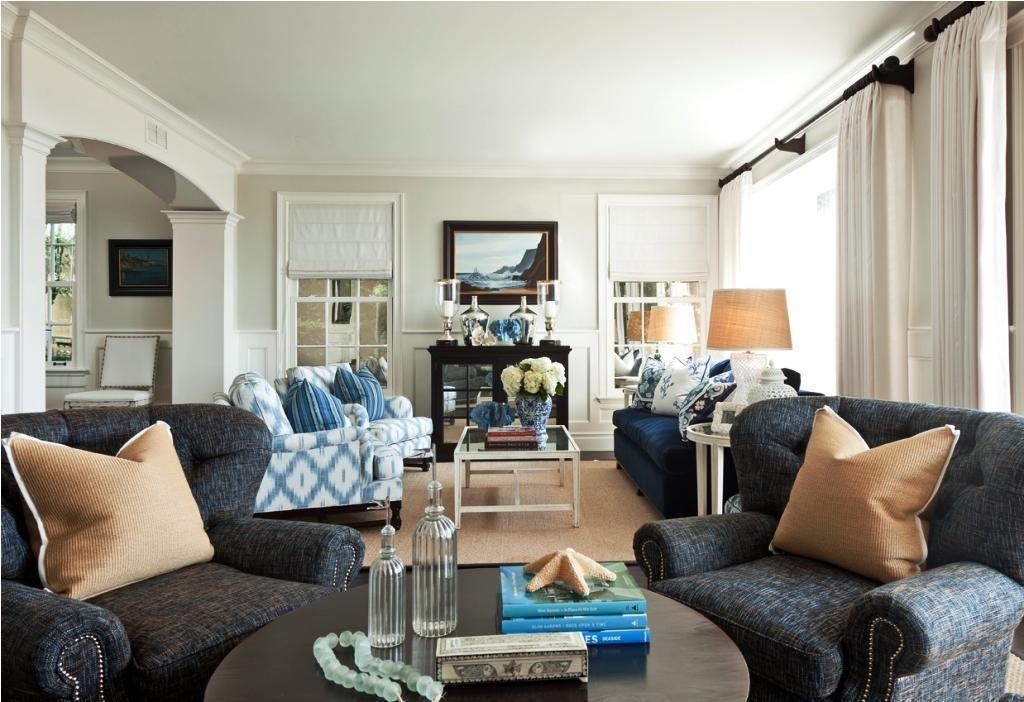 Coastal Living Rooms, Beach Living Room Furniture
