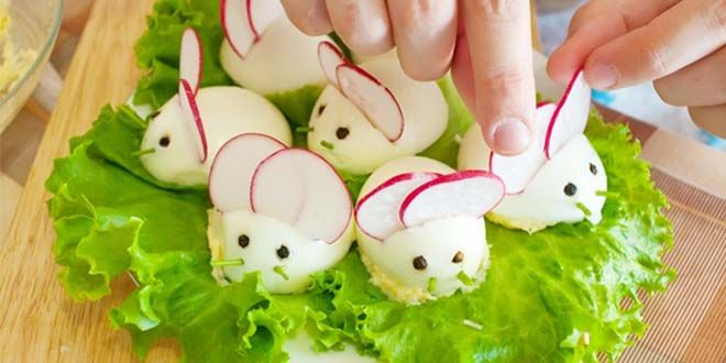 Vegetarian easter menu recipes easter bunny easter and egg easter bunny eggs forumfinder Choice Image