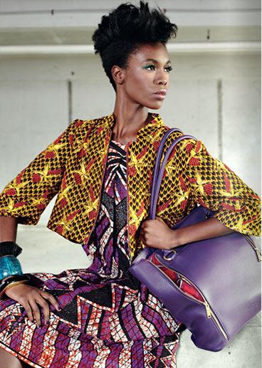 Vlisco again - sorry, I just love the new stuff!