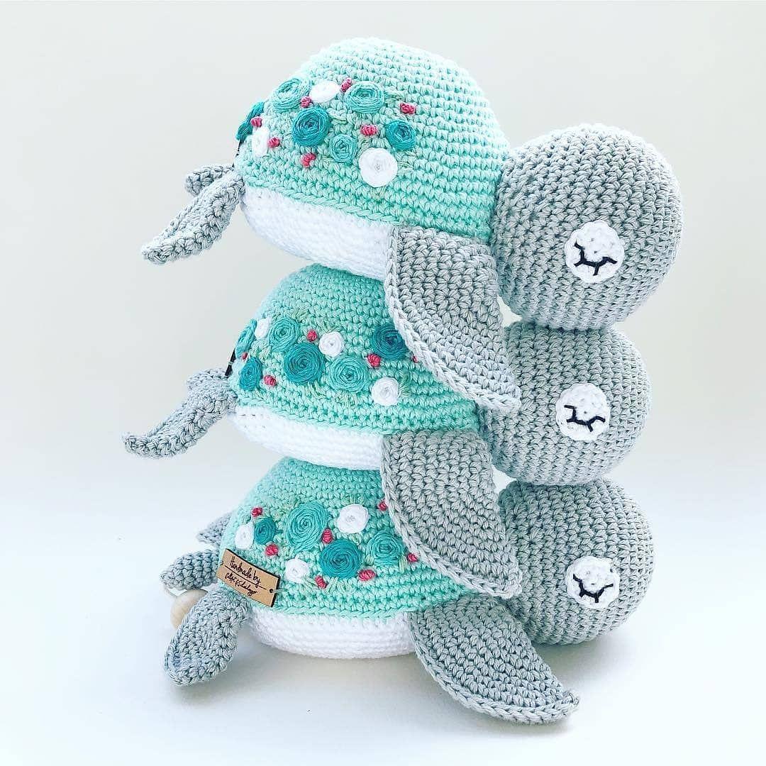 Kit Para Bebê Naninha Com Amigurumi De Cachorro - R$ 99,90 em ... | 1080x1080