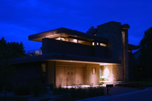 McGuire/Saterbak House - SALA Architects Design by Kelly R. Davis with Tim  Old