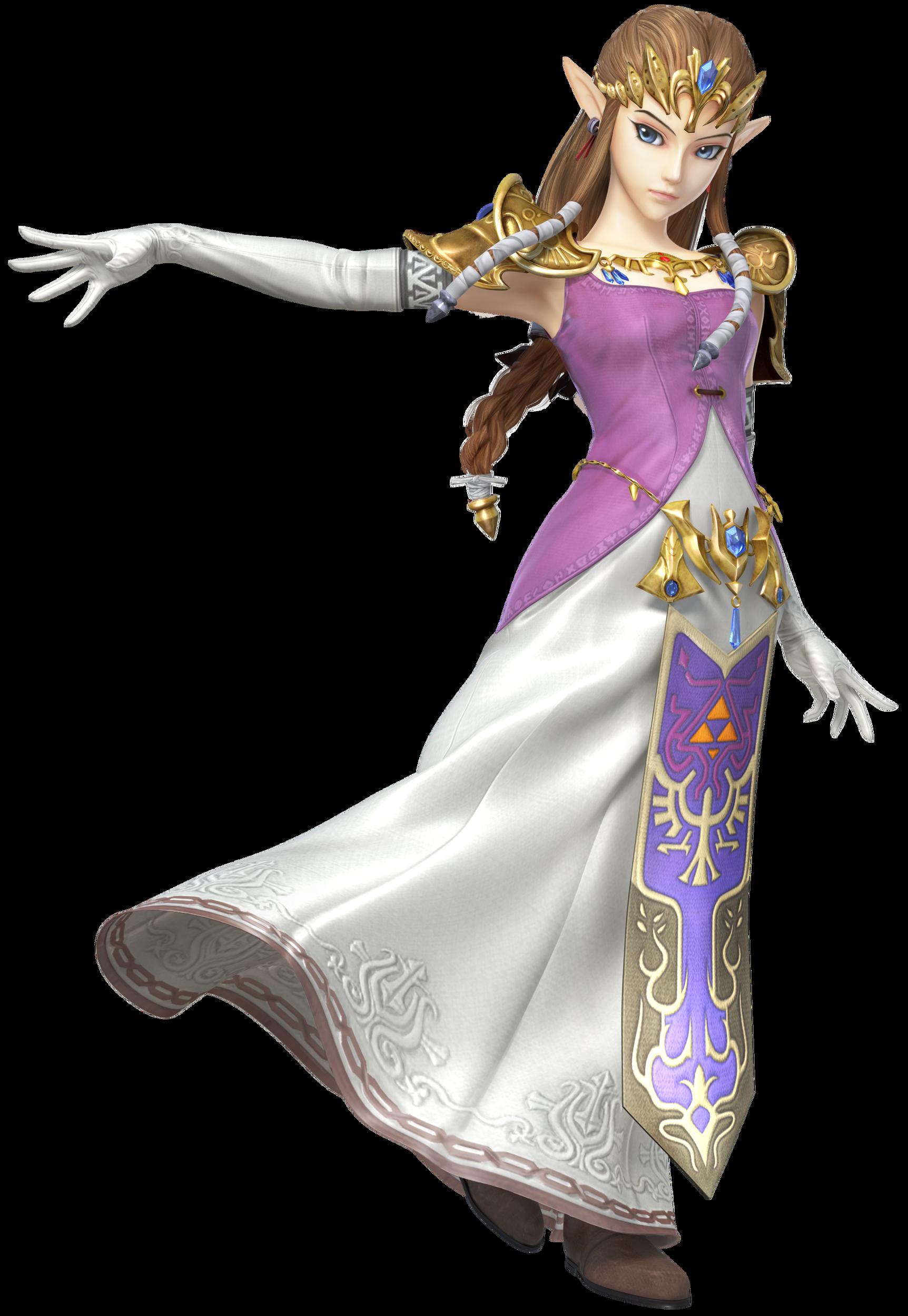 Princess Zelda - Zeldapedia, the Legend of Zelda wiki