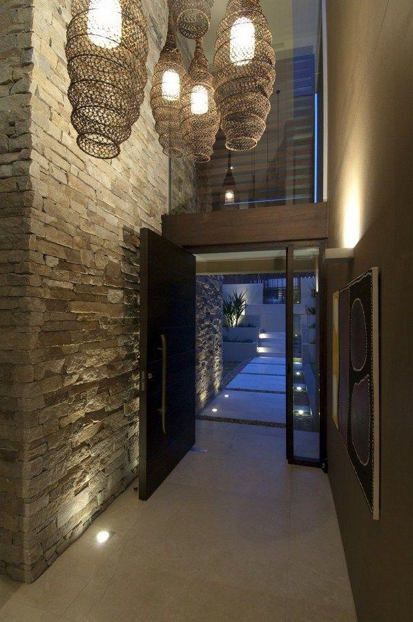 Elegant Luxus Vaucluse Haus   Eingang
