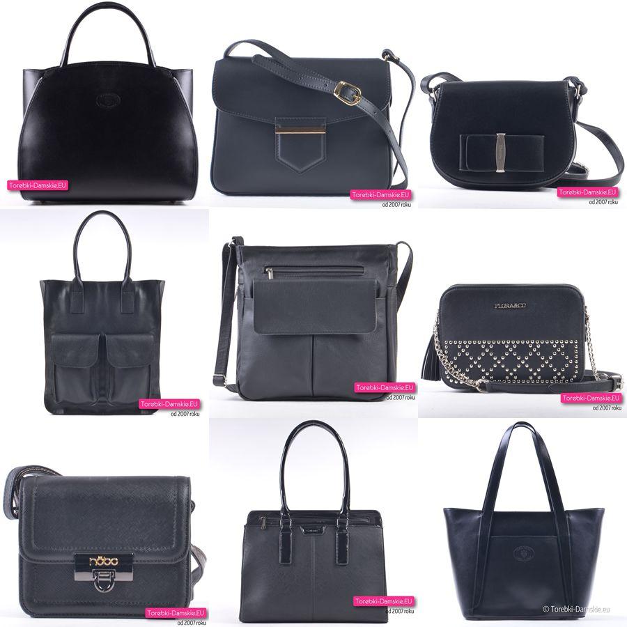 3191f9b635 Szukasz czarnej torebki damskiej  Odwiedź nasz sklep internetowy Torebki- Damskie.eu - w