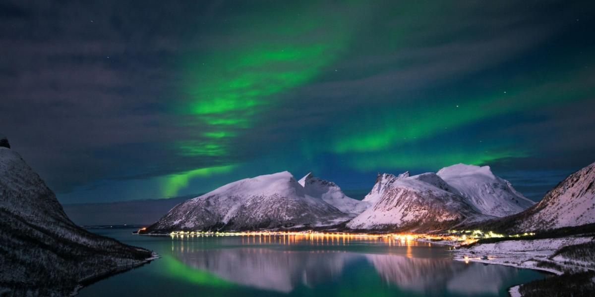Klasse Aktion! See the northern lights live