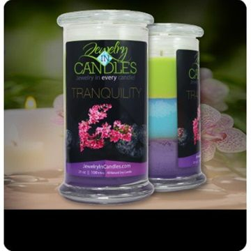 Our Candles | Jewelry candles, Layered candles, Candles ...
