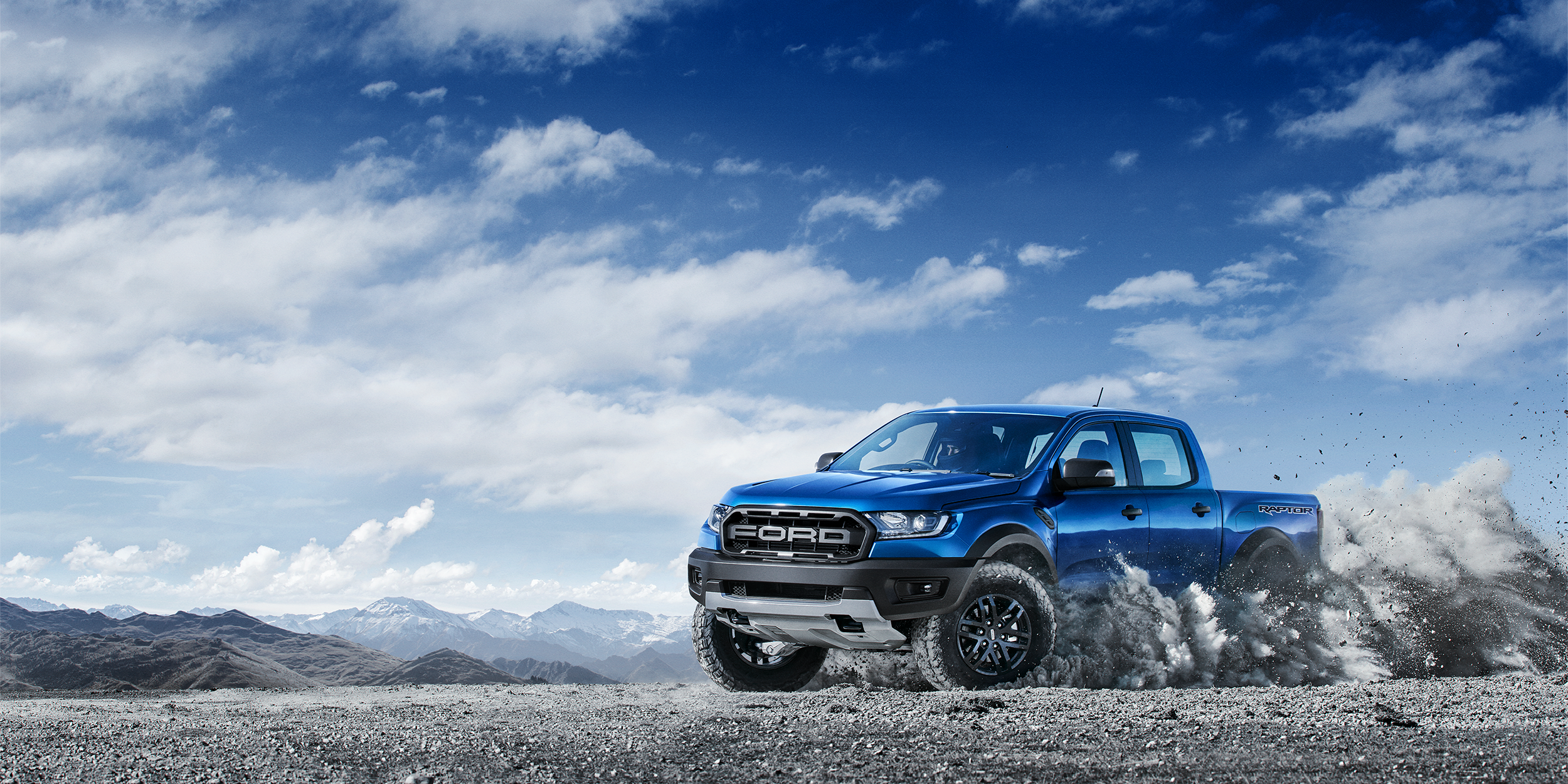 Ford Apac First Ever Ranger Raptor On Behance Ford Ranger Ford Ranger Raptor Custom Ford Ranger