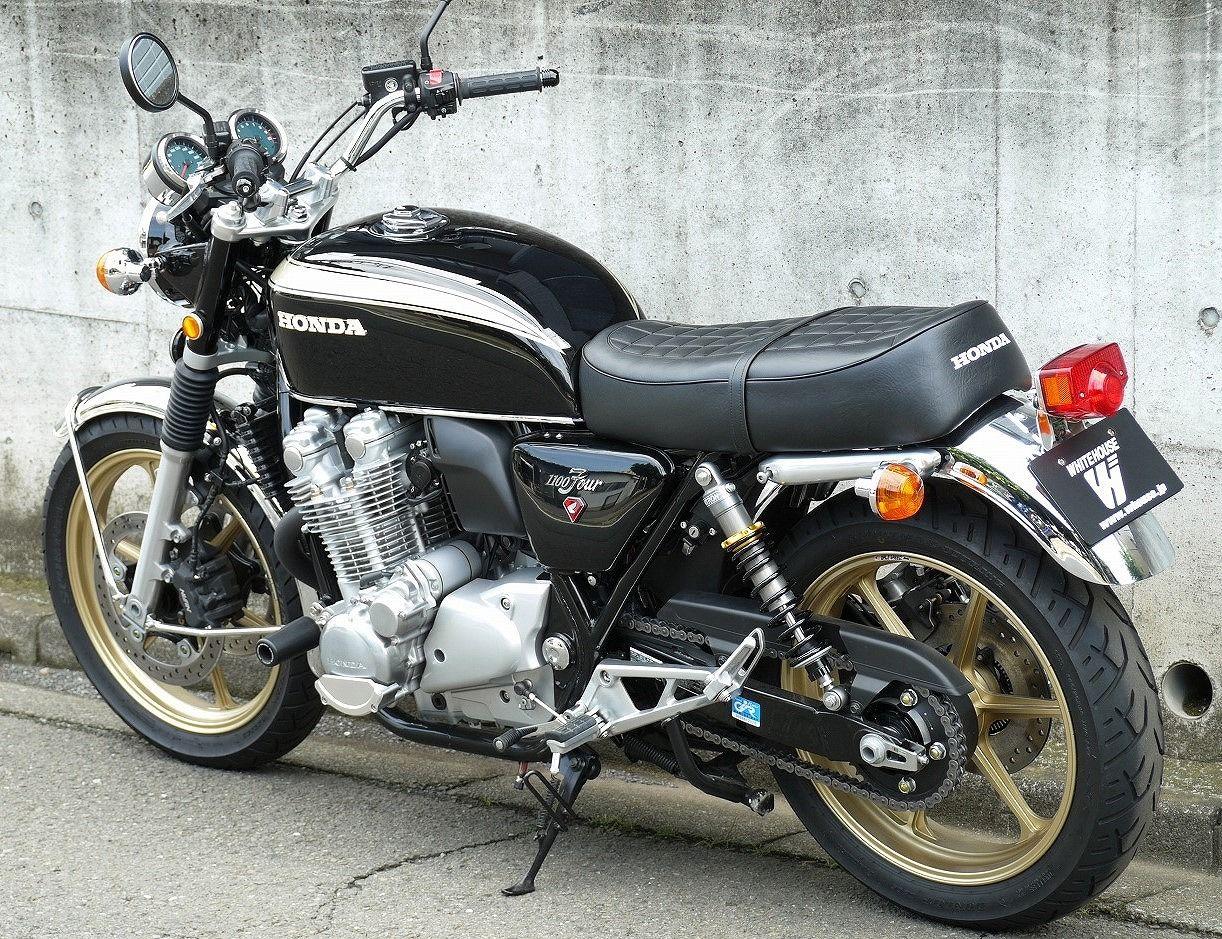 Whitehouse2013 Cb1100 K10 Full Kit Samuridercom Honda Motorcycles History Motorcycle Exhaust