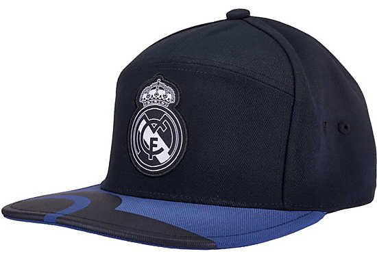 adidas Real Madrid Flat Bill Hat. Buy yours from SoccerPro  2d6d741a17b87