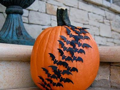 so many cute pumpkin decorating ideas, almost makes me want to not - how to make pumpkin decorations for halloween