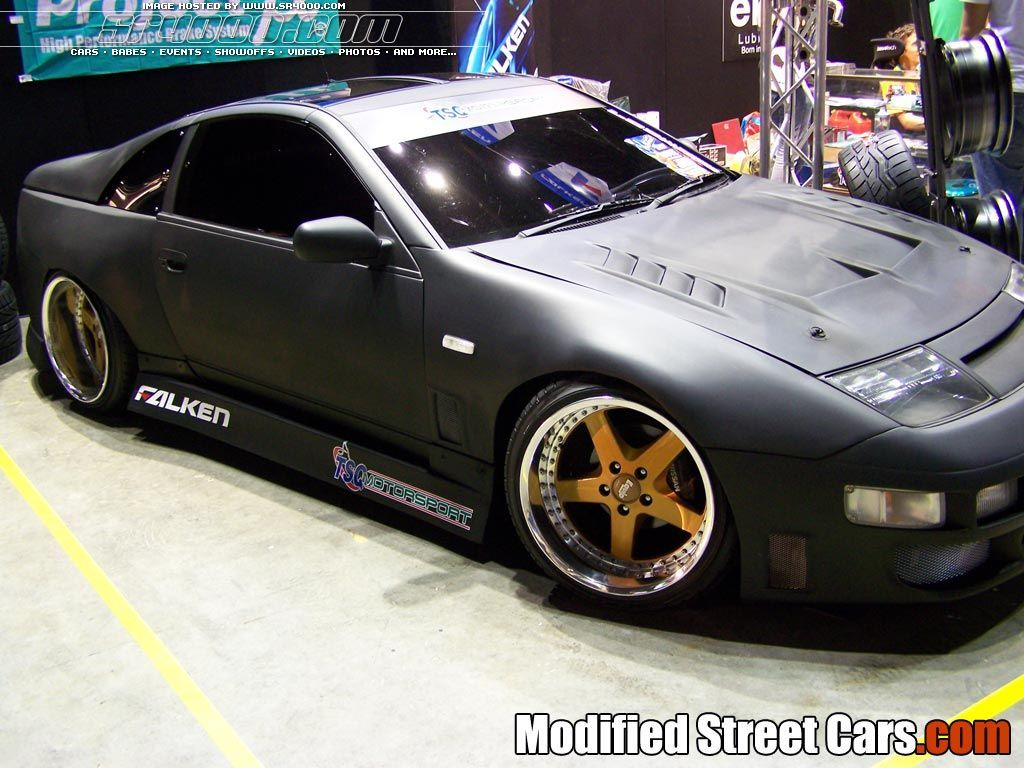 Flat Black Z Nissan 300zx Nissan 300zx Nissan Jdm Cars