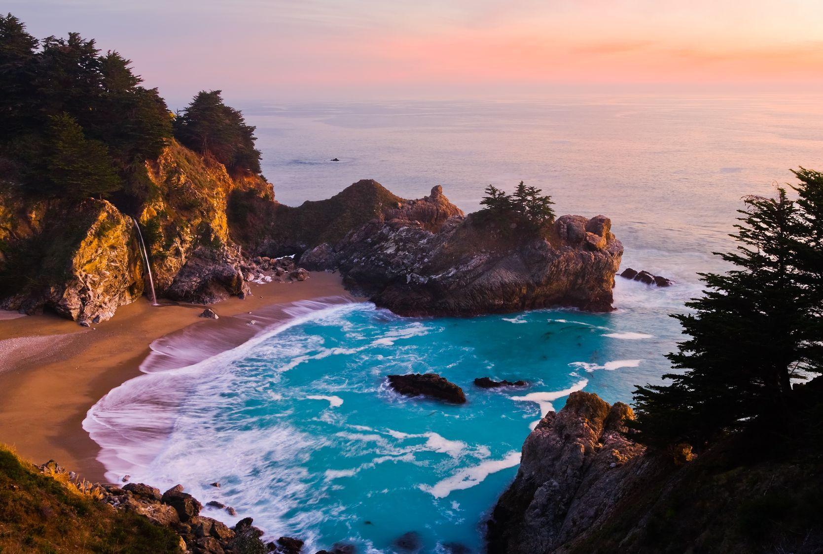 Road Tripping the California Coast