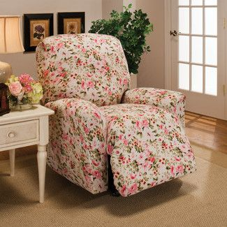 Slipcover For Black Recliner   Put In Avau0027s Room?