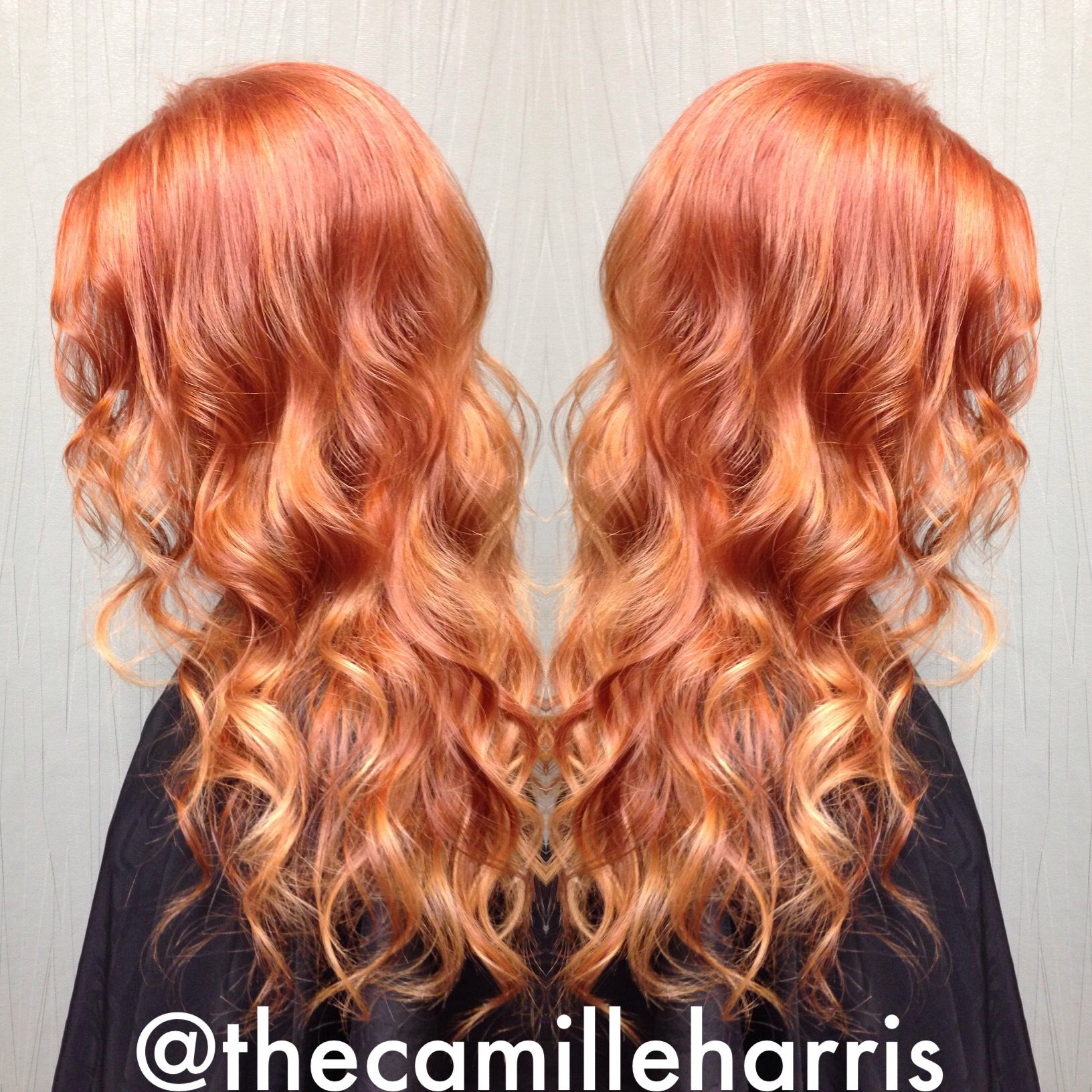 Color and cut by Camille Harris SLC, UT @thecamilleharris