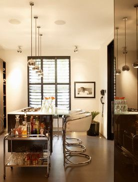 Notting Hill Townhouse   Contemporary   Kitchen   London   Kelly Hoppen  Interiors
