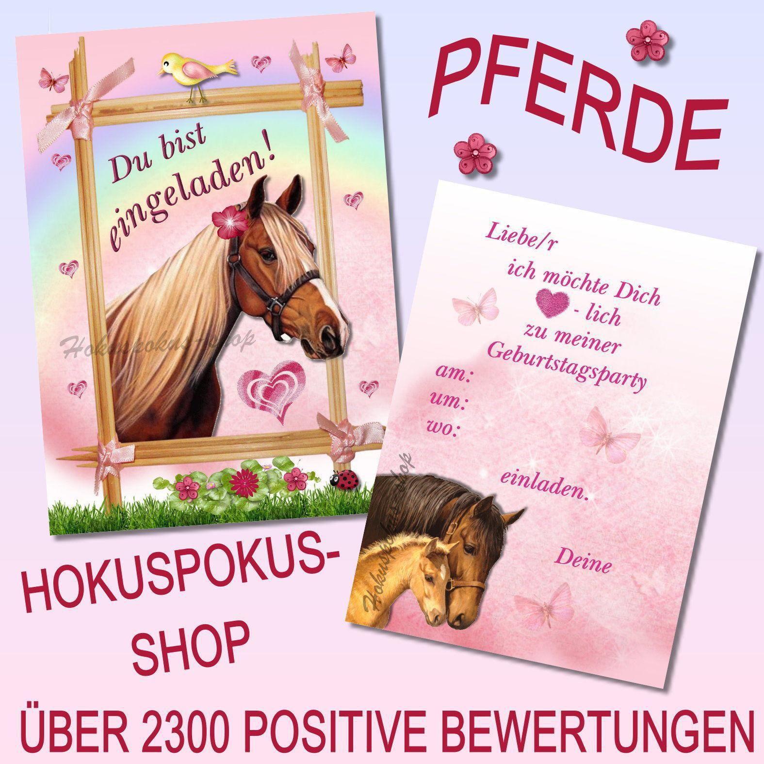 einladungskarten kindergeburtstag pferd gratis fresh