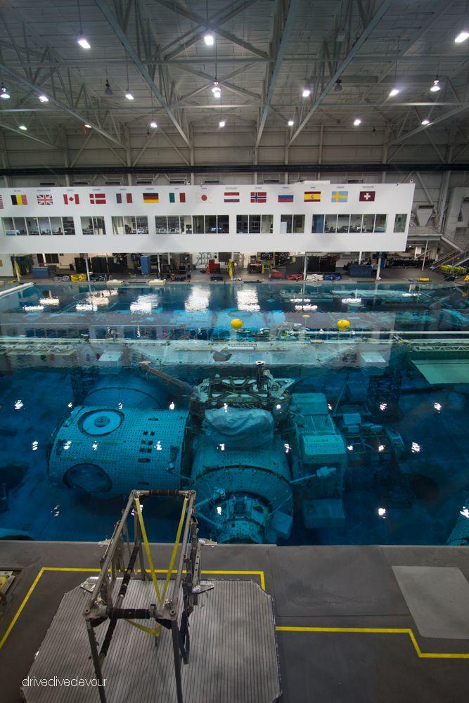 Nasa Level 9 Tour – Johnson Space Center | เทคโนโลยี