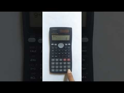 2eda71fdd5 How To Find Inverse Of Any Number Using Calculator  fx-991MS  - YouTube