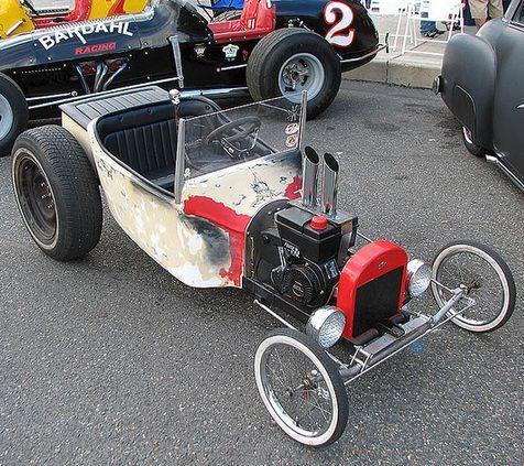 Hot Rod Bucket T Gokart Cars Trucks Go Kart Pedal Cars Cars