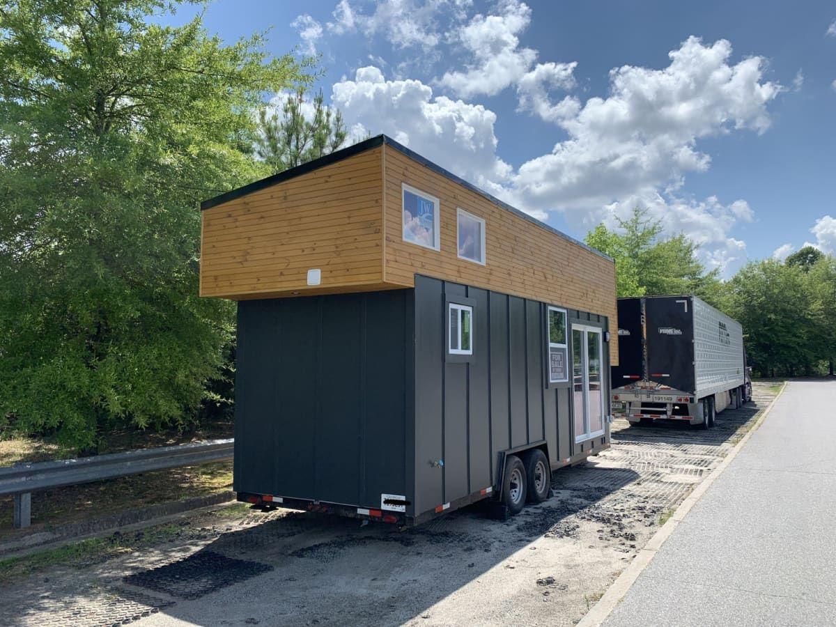 Custom Built Tiny Homes Tiny House For Rent In Atlanta