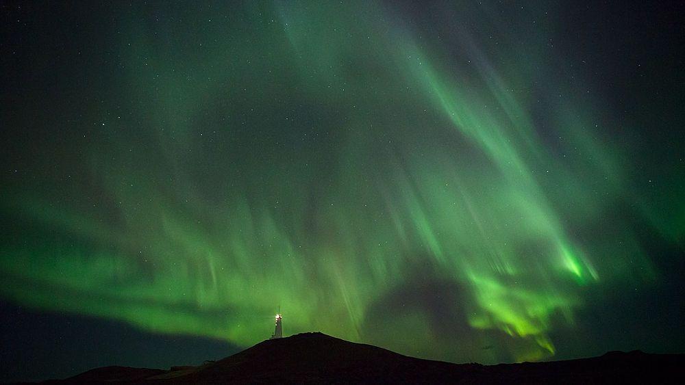 Northern Lights Symphony by Snorri Gunnarsson on 500px