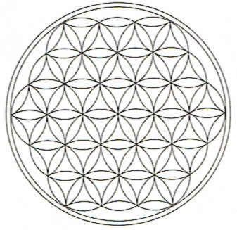 Fleur De Vie Fleur De Vie Quilling Patterns Mandala Et Pot Holders