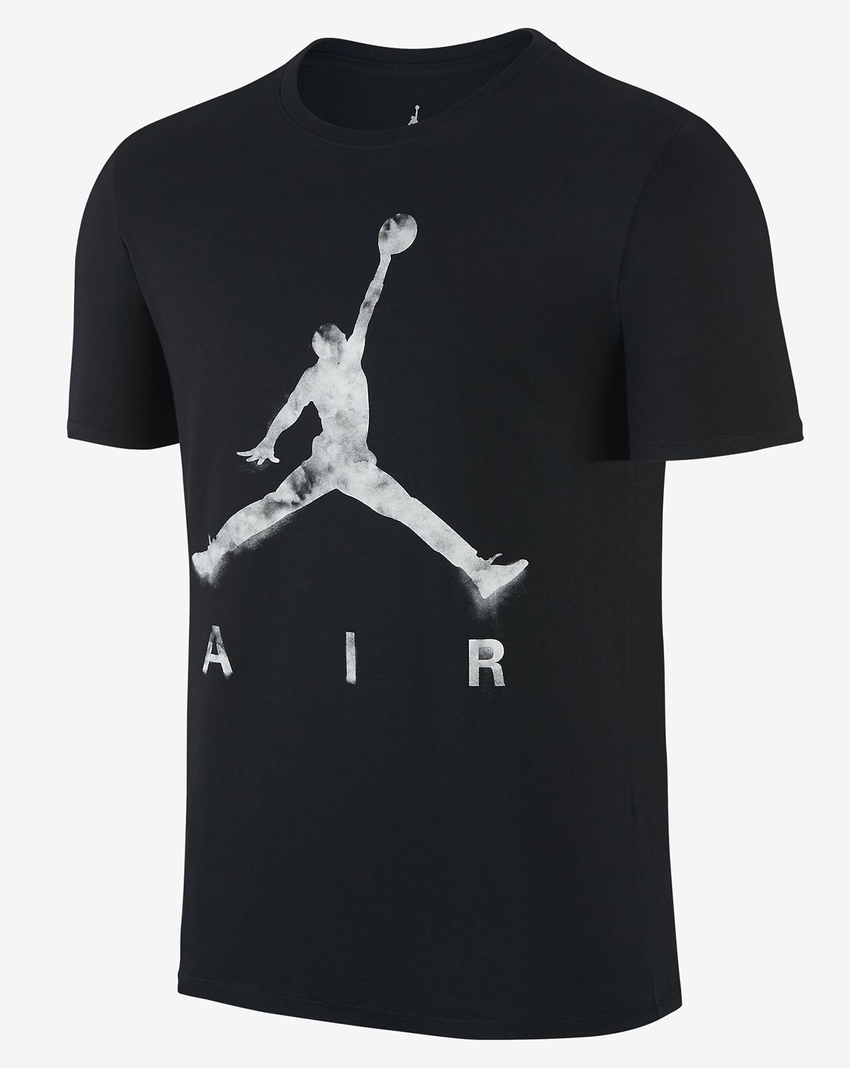 5fc2426fba1c04 Jordan Jumpman Air Dreams Men s T-Shirt  Black White