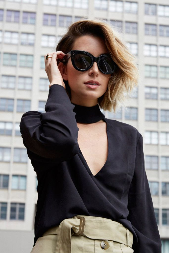 460f4dfbfd6 chronicles-of-her-short-hair-cut-celine-sunglasses