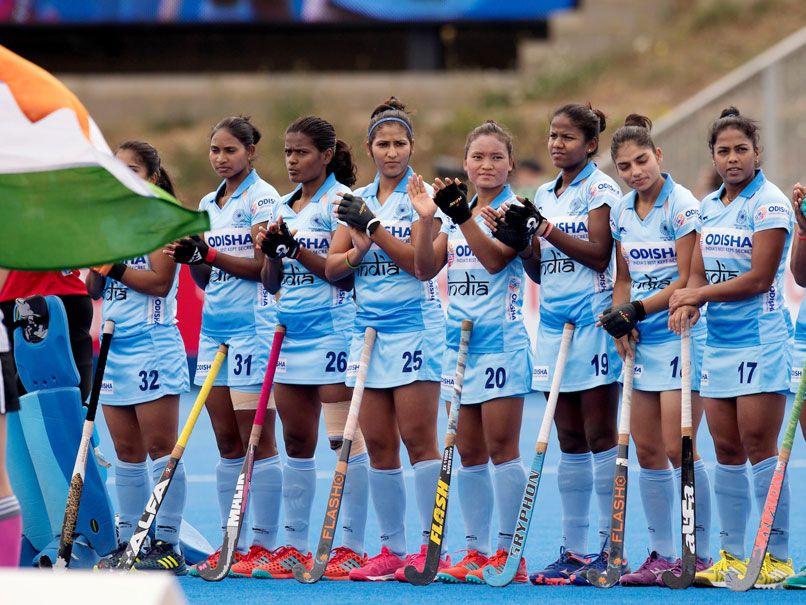 India Jump To 9th Spot In Women's Hockey Rankings Sport