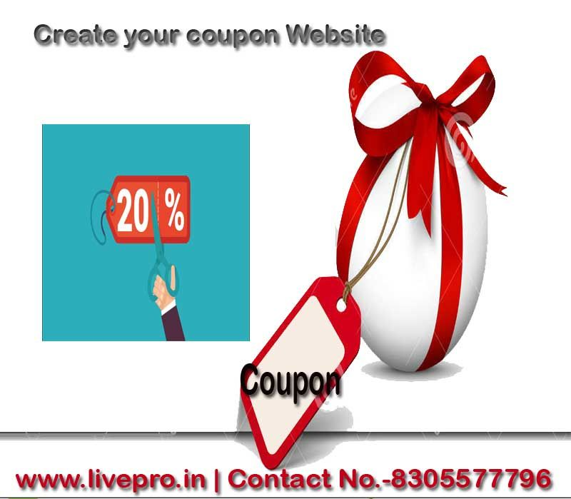 design your own coupon