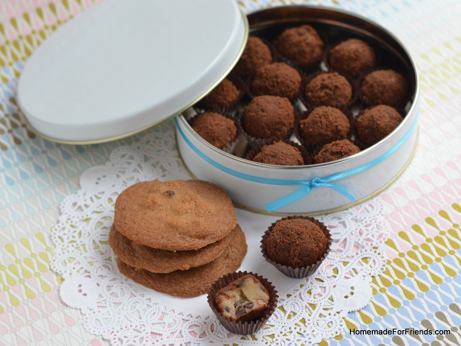 Awesome With A Chewy Cookie Dough Inside A Crunchy Cookie Coating, Itu0027s Hard To  Resist Just