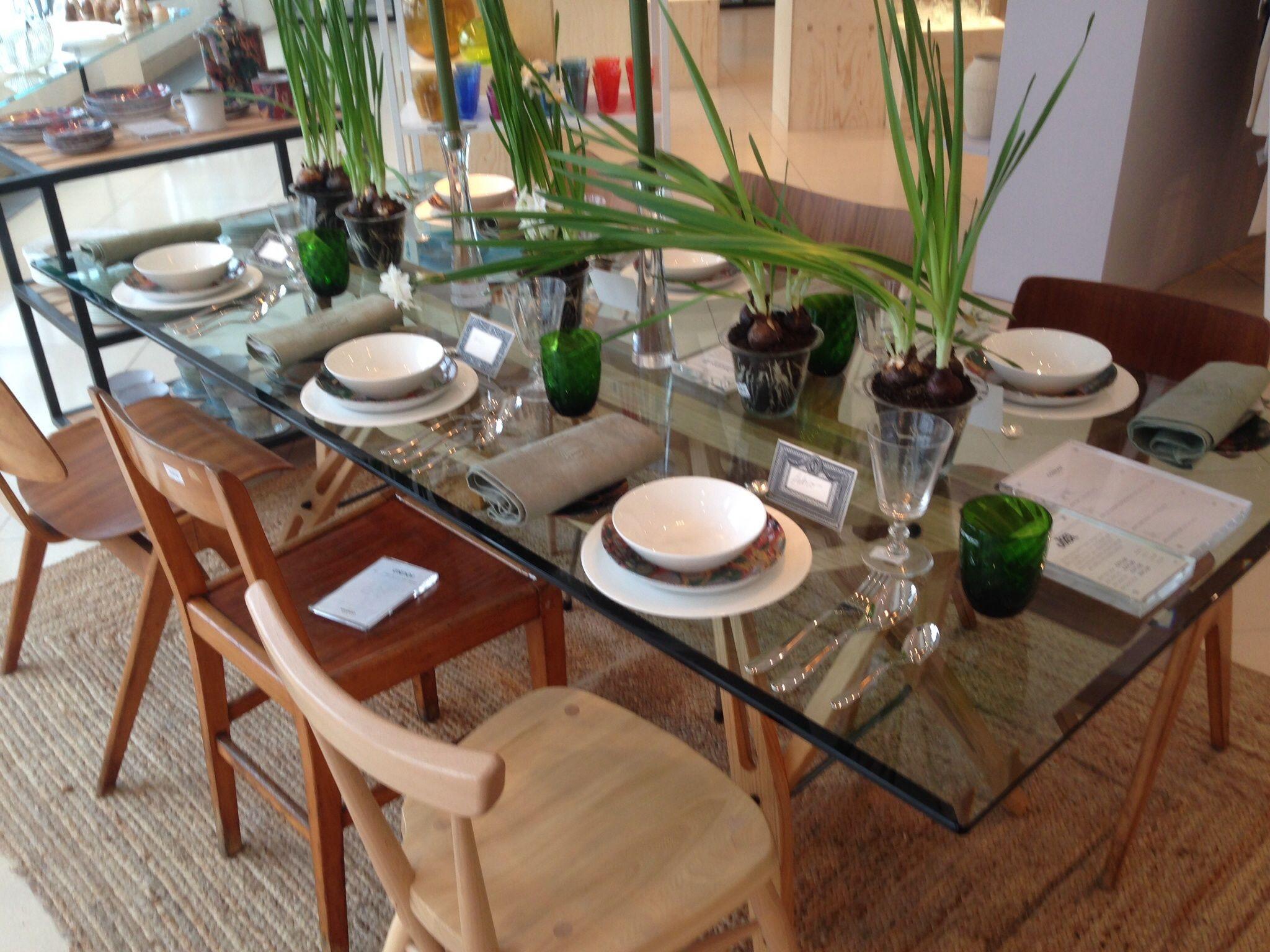 Smart table setting