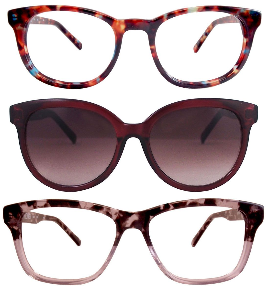 Just frames for glasses - Drew Barrymore Just Launched A Gorgeous Eyewear Line Via Brit Co
