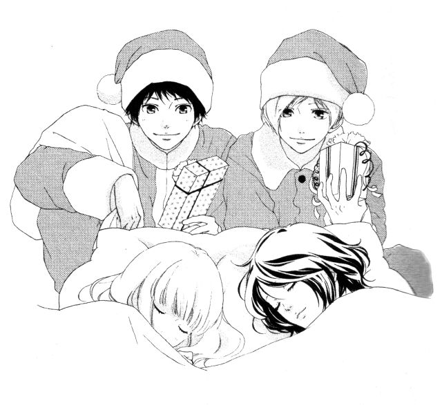 Omoi Omoware Furi Furare Scan By Deadoftheline On Tumblr Anime Manga Love Manga