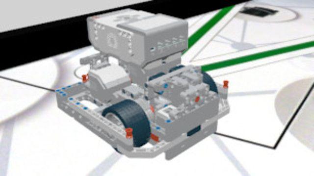 Quick Pinless Attachments for LEGO EV3 Competition Robots (Part 1 ...
