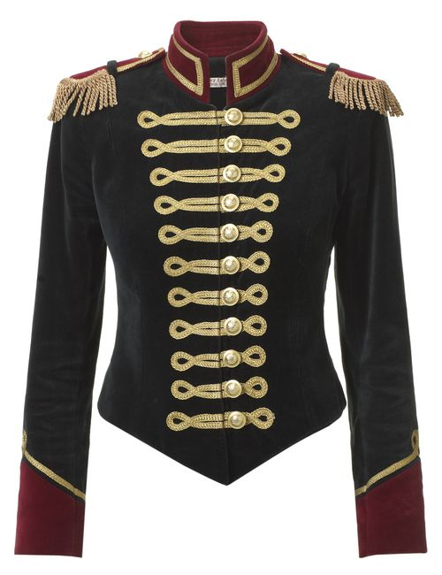 The Hendrix Jacket | Vintage military jacket, Military style