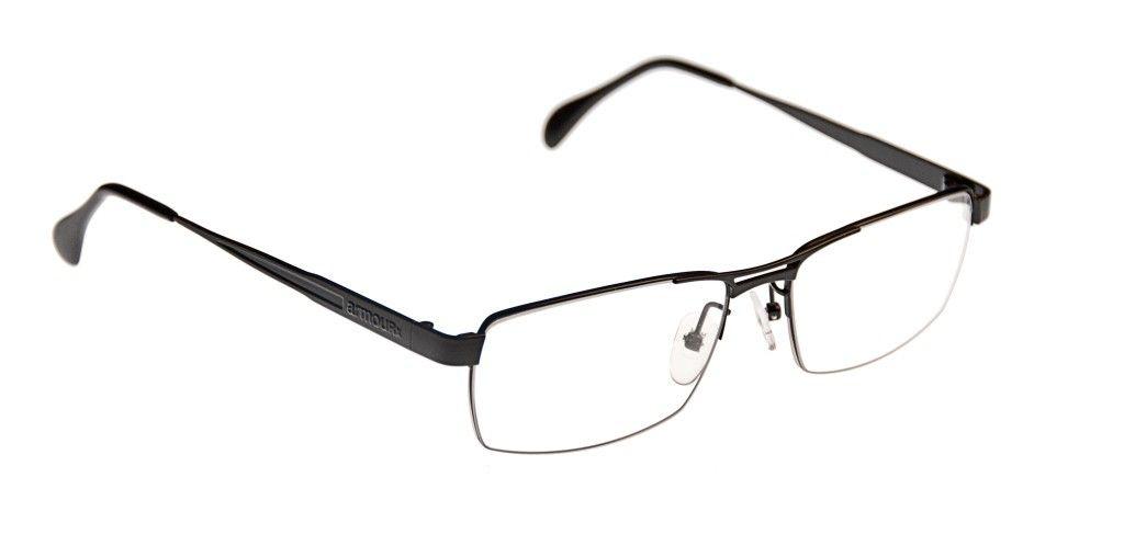 Armourx prescription safety glasses metal frame