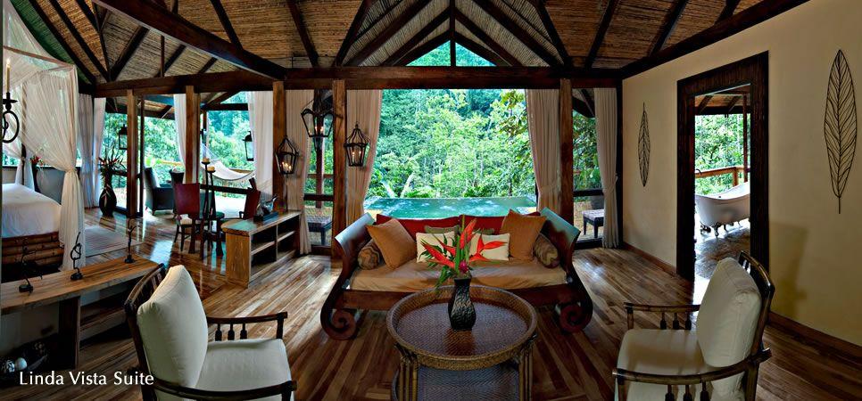 The Pacuare Jungle Lodge, Costa Rica - The Ultimate eco lodge Experience in Costa Rica