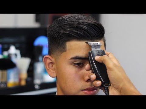 HAIRCUT TUTORIAL: SEAN Ou0027DONNELL TAPER FADE BLOW DRY AND STYLE   YouTube    Men Haircuts   Pinterest   Blow Dry, Haircuts And Taper Fade