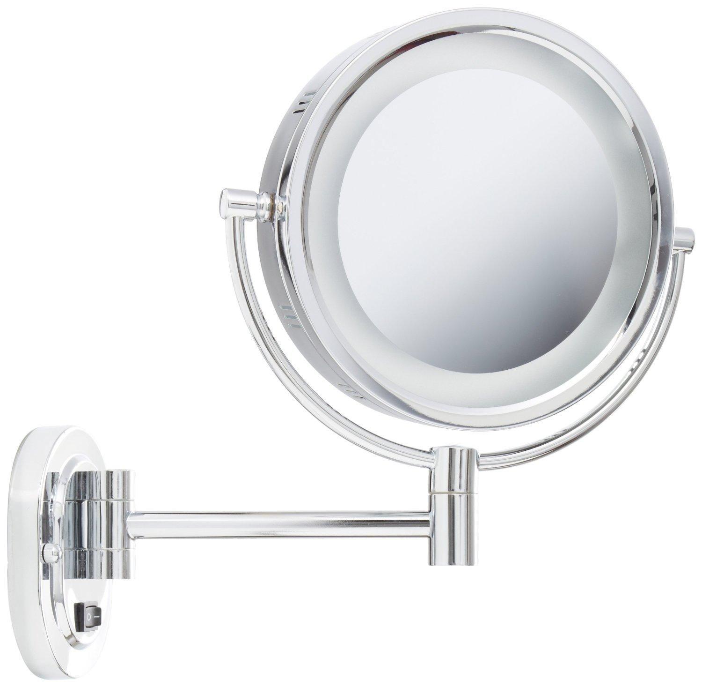Robot Check Makeup Mirror Wall Mounted Mirror Wall Mounted Makeup Mirror