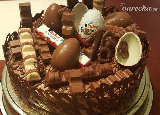 Kinderková torta