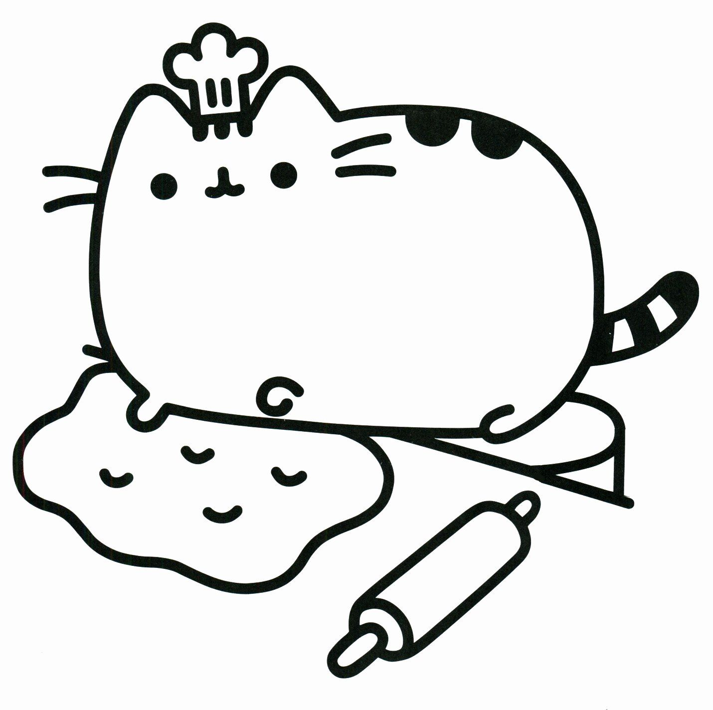 President Obama Coloring Page Unique Nyan Cat Coloring Pages Best Cat Coloring Pages Printable En 2020 Coloriage Kawaii Coloriage Dessin Kawaii A Colorier