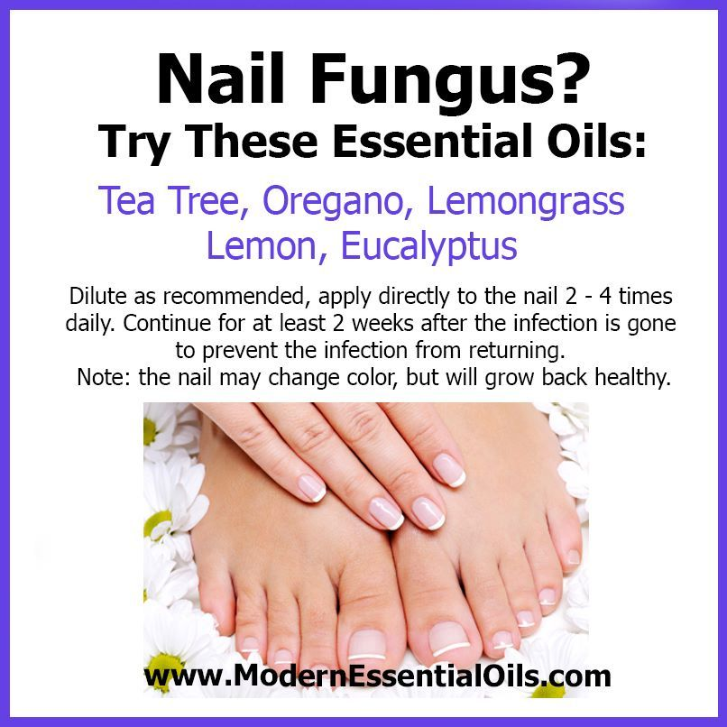 Essential Oils to Treat Nail Fungus | The Oily Life | Nail oil, Nail ...