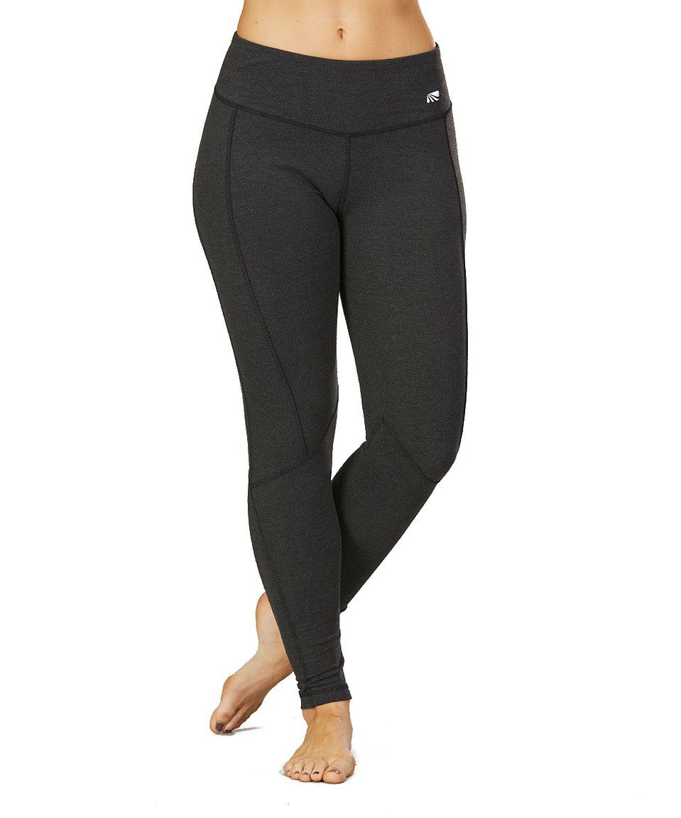 705f2eb8eaeda Another great find on #zulily! Marika Magic by Marika Charcoal Ultimate Slimming  Leggings by Marika Magic by Marika #zulilyfinds