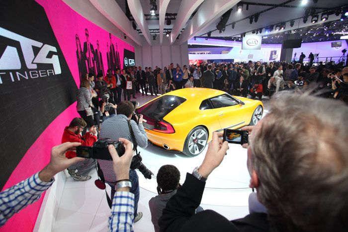 North American International Auto Show: Detroit. The #1 Trade Show in 2014! via bizbash.com #eventprofs #worthrepeating