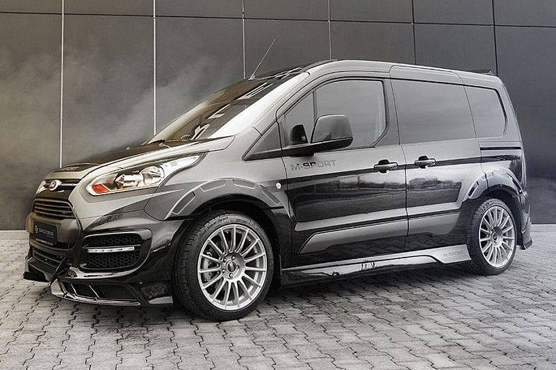 This Is The Only Ford Transit Connect That You D Really Want To Buy This Stunning Ford Transit Connect Yes We Said It First Was Mod Ford Transit Car Ford Van