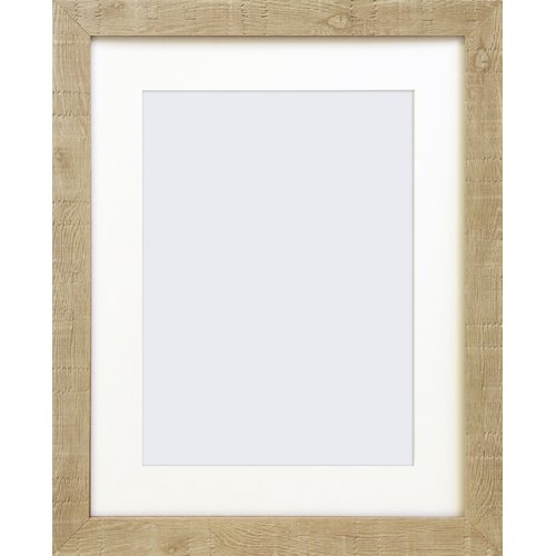 Roussel Picture Frame 17 Stories Size Frame 16 X 12 With Aperture 12 X 8 Colour Oak Wood Picture Frames Picture Frames Frame