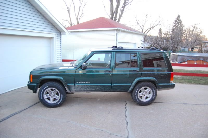 XJ Lift/Tire Setup thread Page 24 Jeep Cherokee Forum