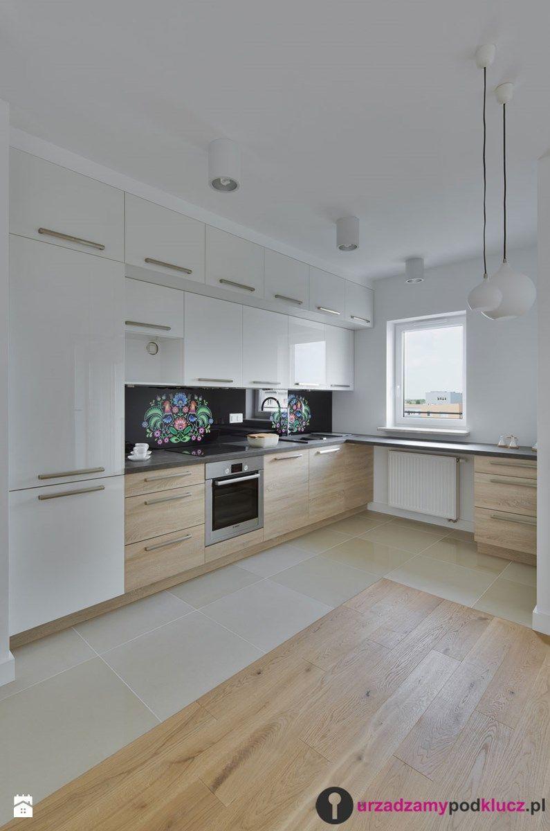 kuchnia styl nowoczesny zdj cie od urz dzamy pod klucz. Black Bedroom Furniture Sets. Home Design Ideas